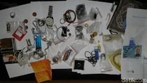 Ini Isi Koper Mencurigakan yang Ditemukan di Pos Polda Metro
