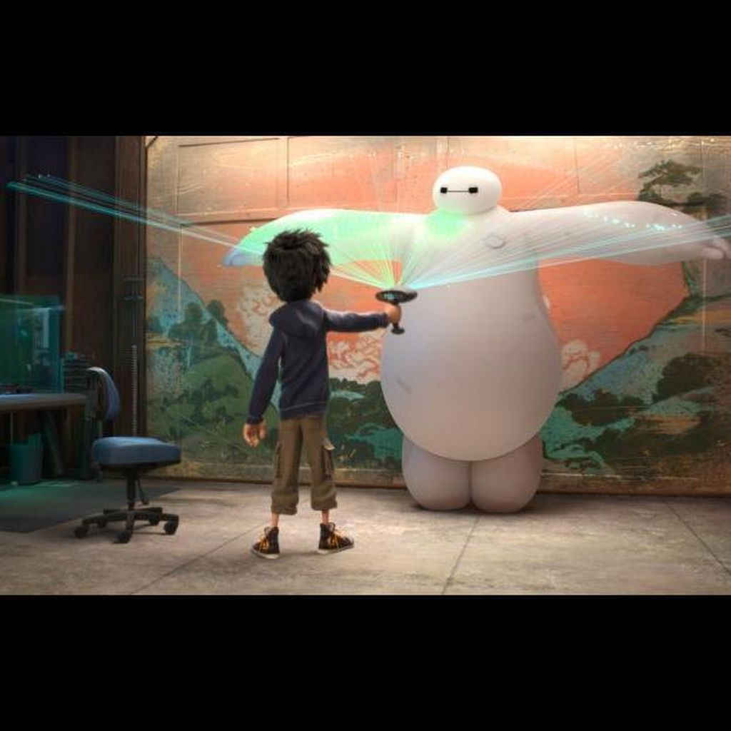 Big Hero 6: The Series Bakal Segera Tayang