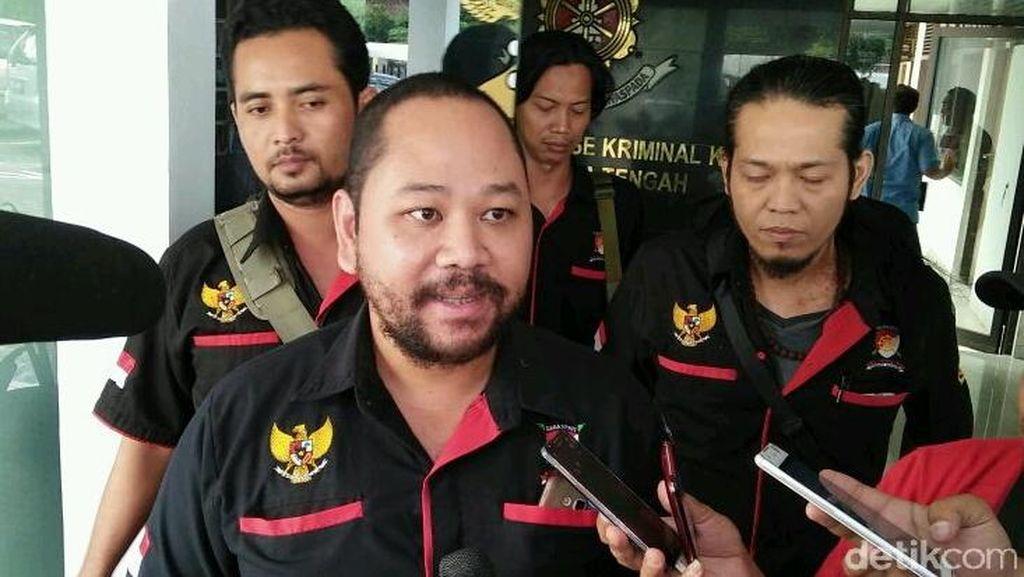 Akun FB Diadukan ke Polda Jateng Karena Hina Polri dan Presiden