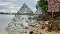 Karya Seni Teguh Ostenrik akan Ditenggelamkan di Bawah Laut Pulau Bangka