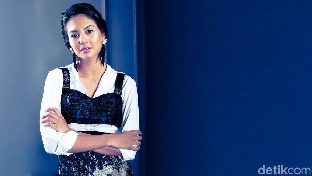 Warna Kulit Gelap, Aurelie Moeremans Sempat Ditolak Casting
