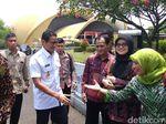 Hadiri Nusantara Expo 2017 di TMII, Sandiaga: Mau Lihat Booth