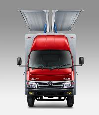 New Dyna, Hadir dengan 6 Line Up Terbaru Toyota untuk Segmen Komersial
