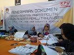 Partai Berkarya dan Hanura Gagal Daftar di KPU Boyolali
