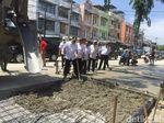 Dikritik Jokowi, Jalan Rusak di Medan Mulus Desember 2017