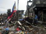 Duterte Umumkan Kota Marawi Sudah Terbebas dari ISIS