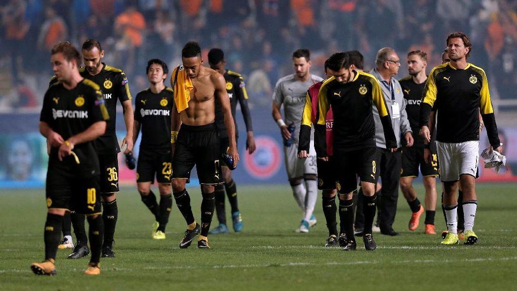 Imbang Lawan APOEL, Dortmund Masih Puasa Kemenangan