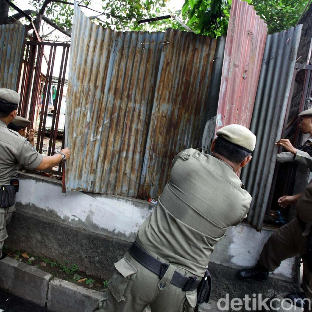 Eksekusi Paksa Lahan Warisan di Basuki Rahmat