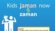 Kemdikbud Ingatkan Netizen Kids Jaman Now: Yang Benar Zaman