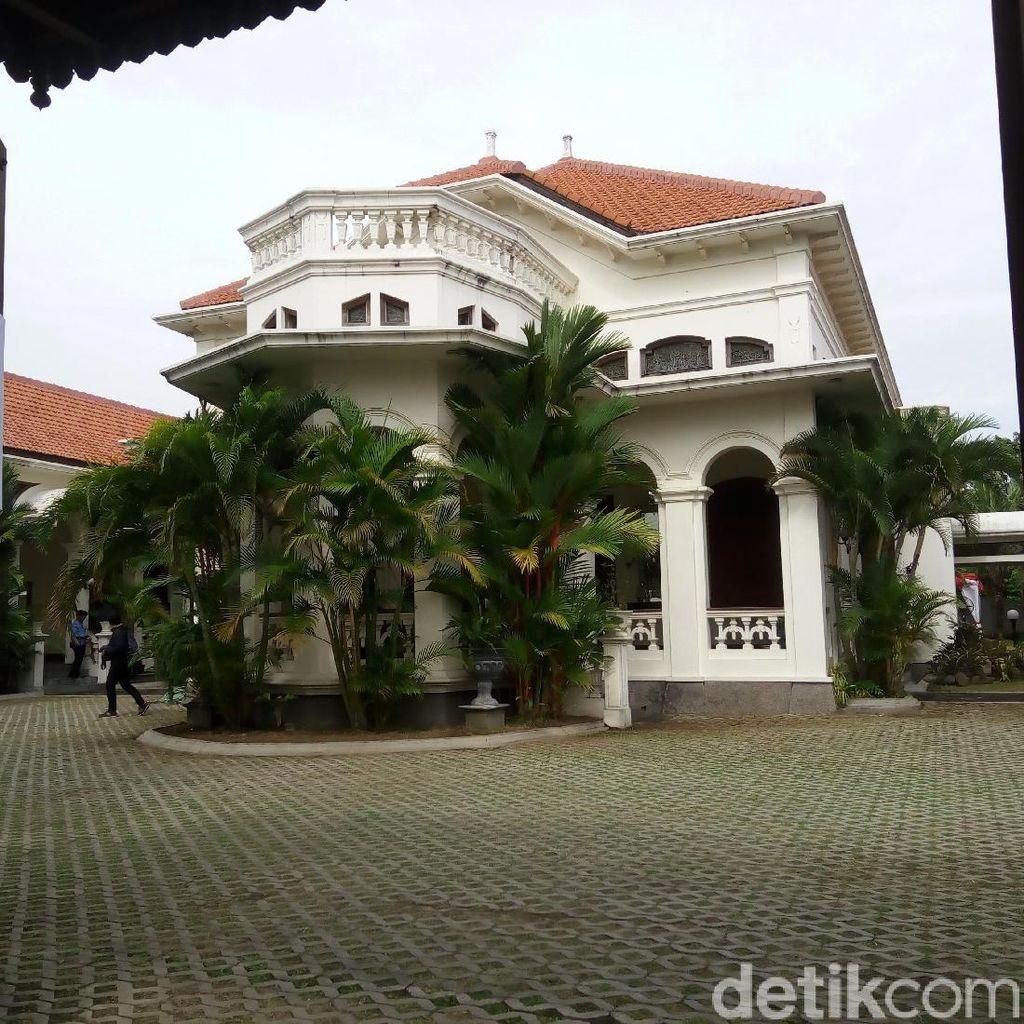 Megahnya Rumah Rp 49 Miliar Djoko Susilo, Bakal Museum Batik di Solo