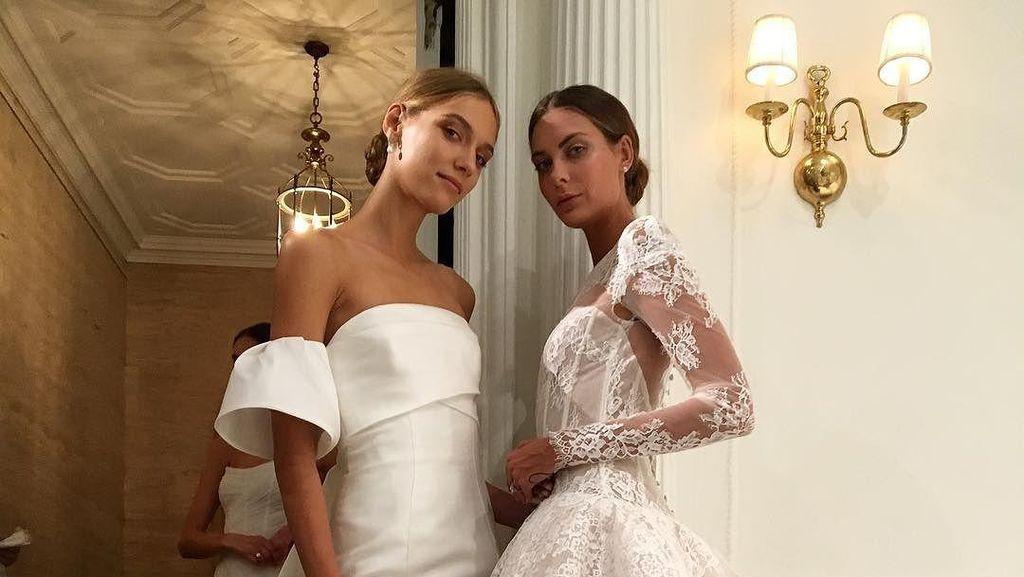 Foto: 13 Inspirasi Gaun Pengantin Ala Princess untuk Tampil bak Ratu Sehari