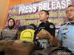 Pegawai Alat Kesehatan Nyambi Kurir Ganja di Kabupaten Bandung
