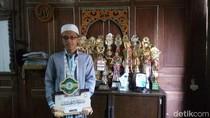 Ini Faqih, Juara 3 Kejuaraan Dunia Hafalan 30 Juz Alquran