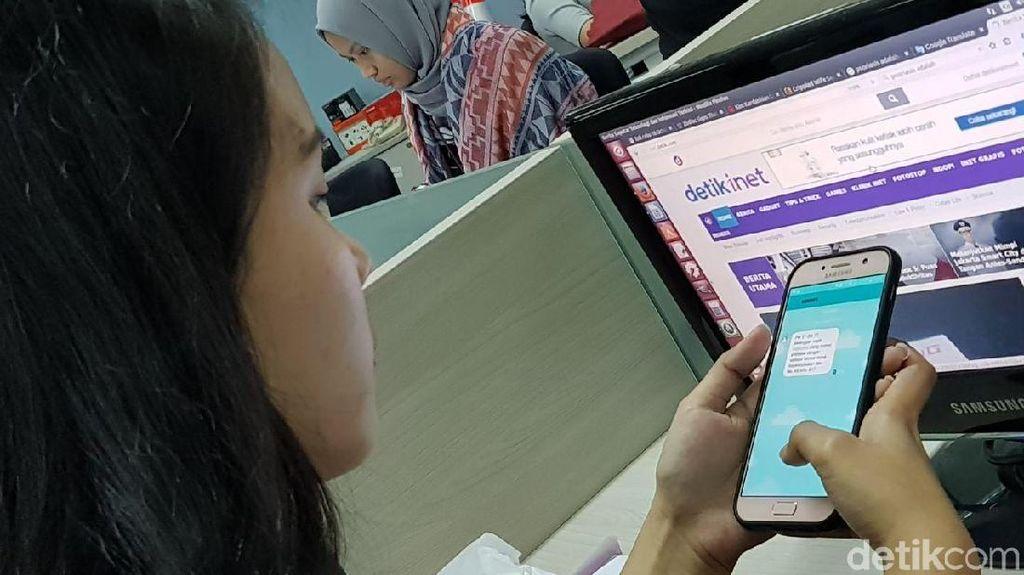 Menkominfo Optimis Ratusan Juta SIM Card Prabayar Teregistrasi