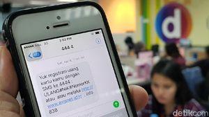 Menkominfo: Data Registrasi SIM Card Tak Laku Dijual