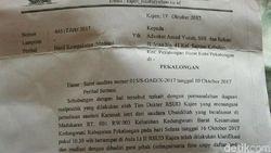 Bayi Adiyatma Batal Dibawa ke RS Kariadi Semarang