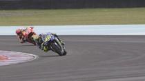 Ada Peluang, Akankah Rossi Membalas Dendam Musim 2015 ke Marquez?