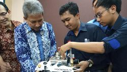 Spektronics ITS Berlaga di Ajang AIChE Chem-E-Car Competition 2017
