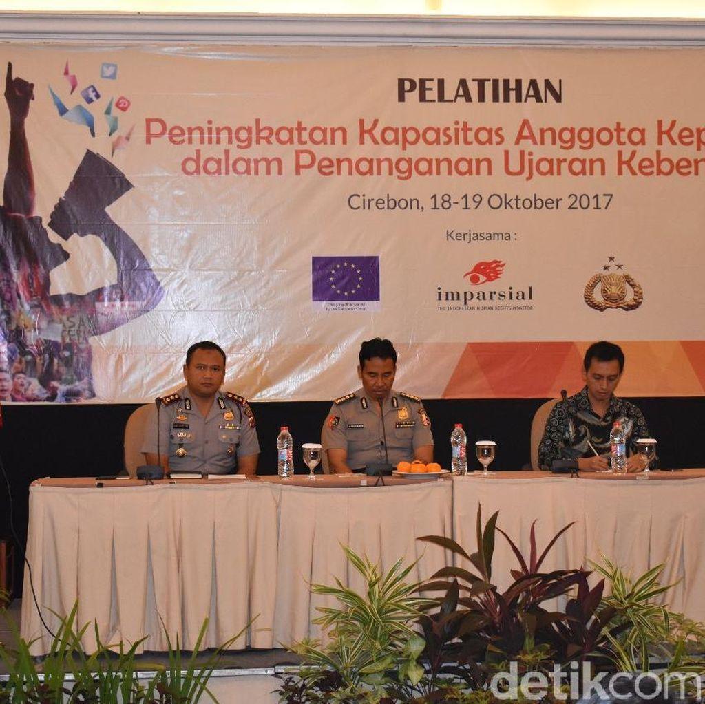 Cegah Konflik Pilkada, Polisi Cirebon Soroti Ujaran Kebencian