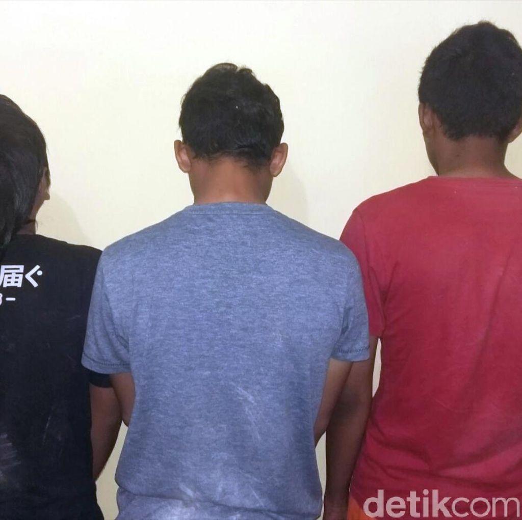 Gara-gara Tas, Pencuri Penguat Sinyal BTS di Sukabumi Diciduk