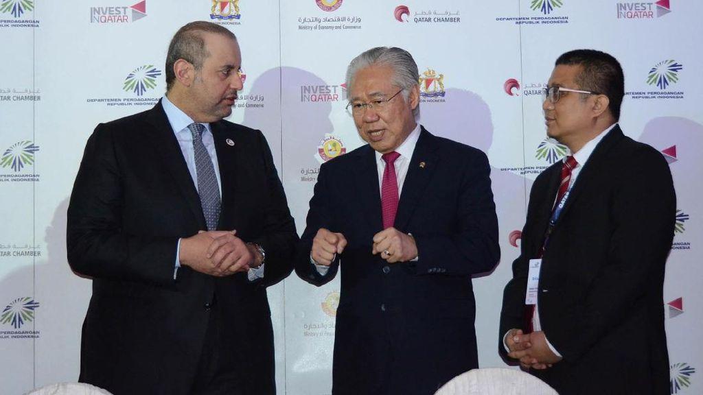 Qatar Kepincut Investasi di RI
