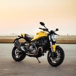 Ducati Monster 821 Terbaru, Kembali ke Masa Lalu