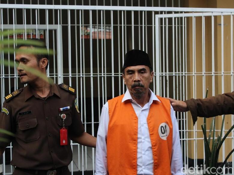 Wawan Jenderal NII di Garut Dituntut 10 Tahun Penjara