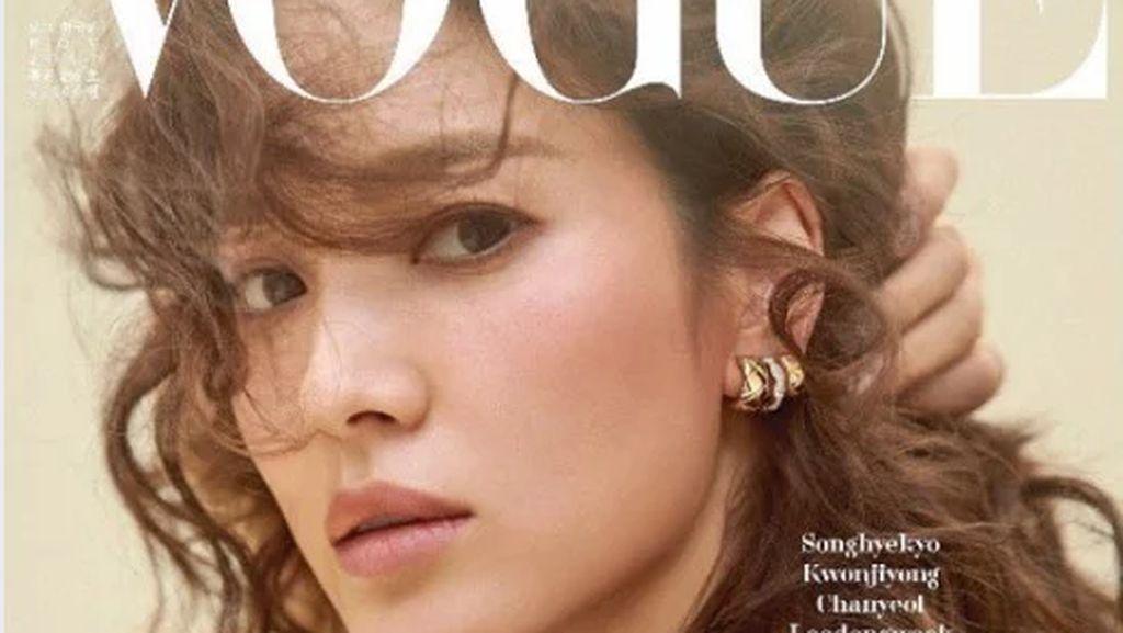 Ini Pemotretan Terakhir Song Hye Kyo Sebelum Dinikahi Song Joong Ki