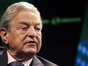 Wow! George Soros Sumbangkan Harta Rp 243 Triliun