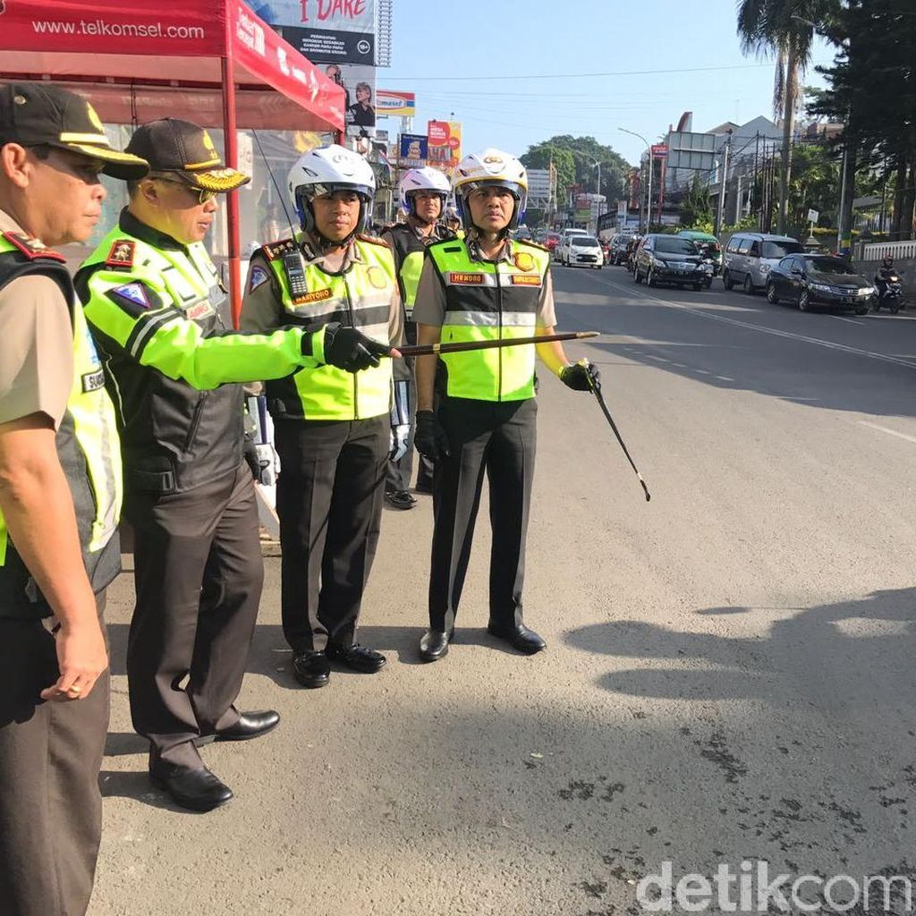 Pemkot Bandung akan Kaji Usulan Pemindahan Terminal Ledeng