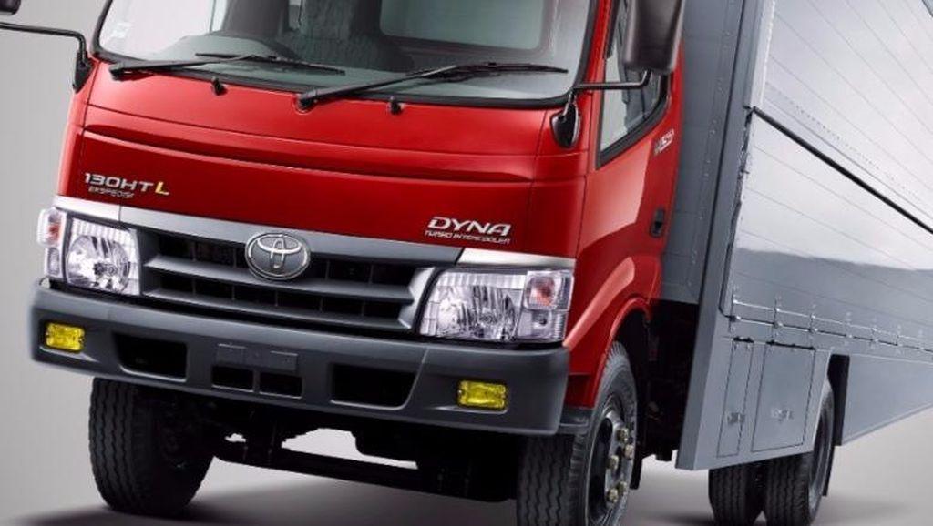 Toyota New Dyna Hadir dengan 6 Line Up untuk Segmen Komersial