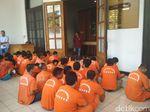 Dalam Sepekan, Polisi di Bandung Ringkus 53 Pelaku Kejahatan Jalanan