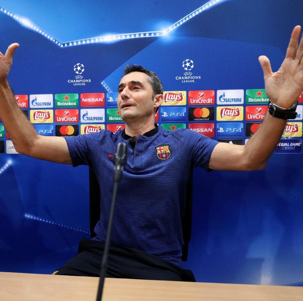 Valverde Menunggu Kedatangan Sang Mantan