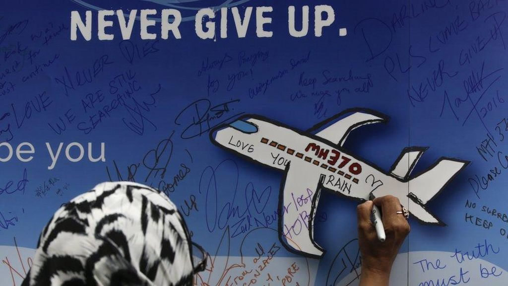 Malaysia Terima 3 Usulan Untuk Teruskan Pencarian MH370