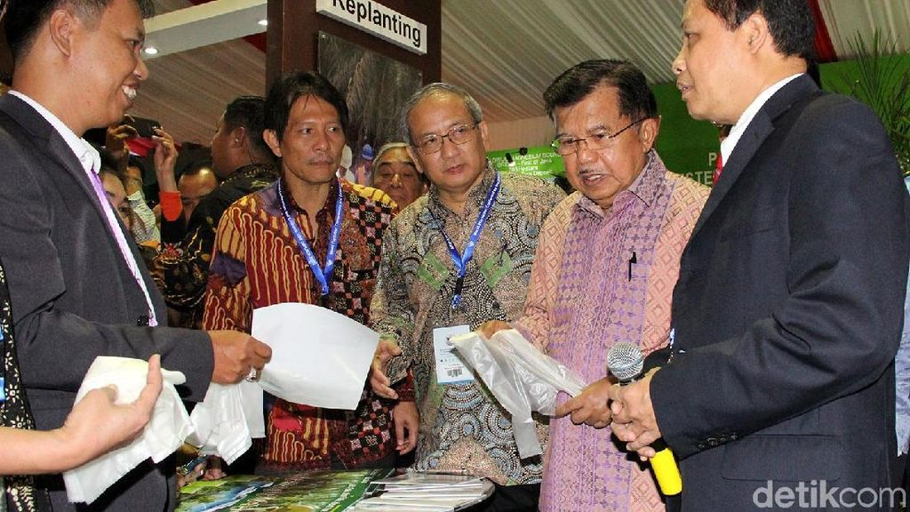 Wapres Jusuf Kalla Buka WPLACE 2017