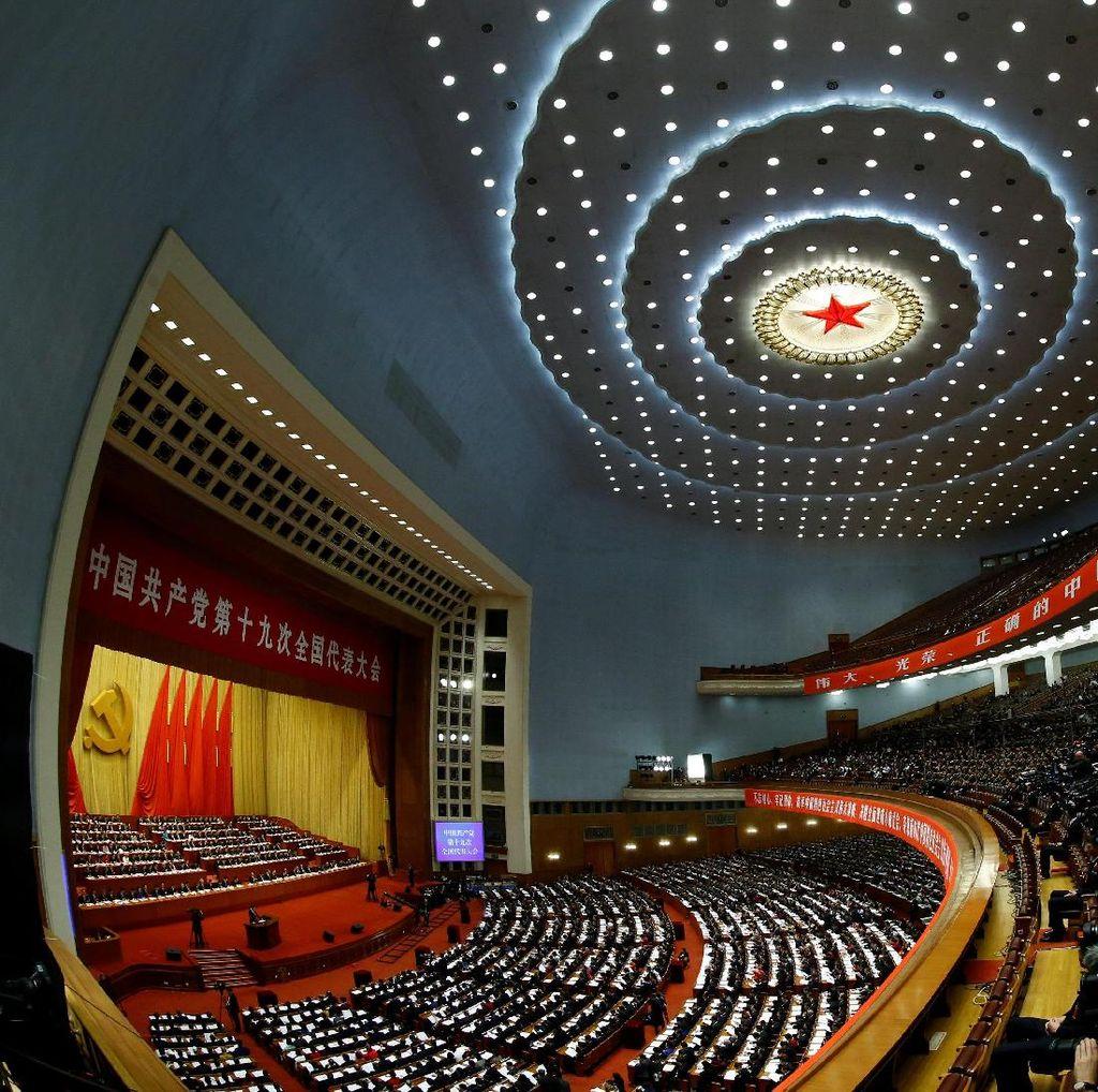 Meski Bersitegang, Korut Ucapkan Selamat ke Partai Komunis China