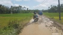 Ada Petisi ke Bupati Pandeglang agar Bangun Jalan Raya Insyaallah