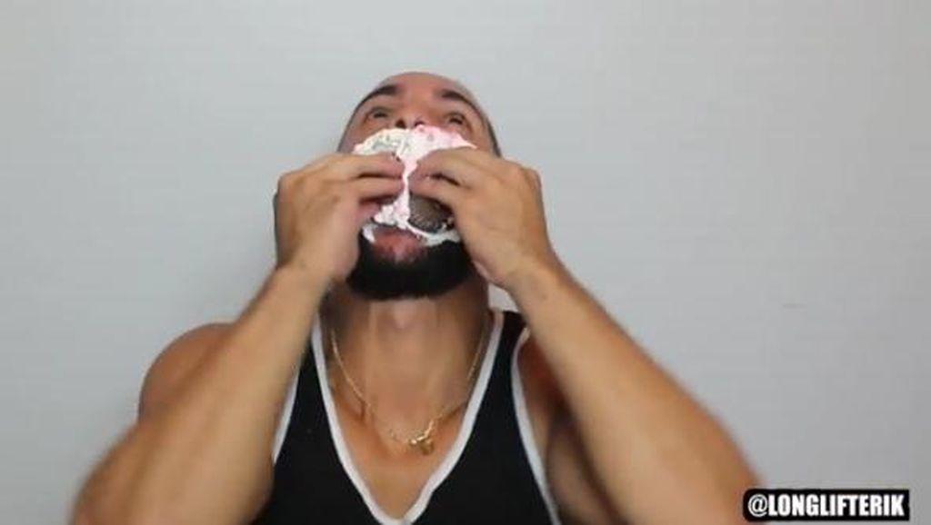 Video Selebgram Ini Ledek Orang yang Sedang Diet, Kamu Tergoda?