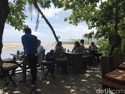 Foto: Satu Lagi Tempat Nongkrong Asyik di Bali