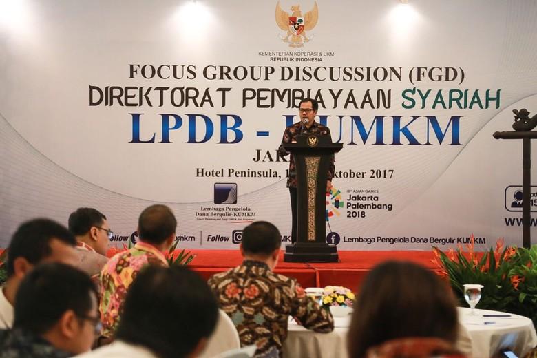 LPDB Target Bentuk Apex Dana Bergulir Akhir Tahun