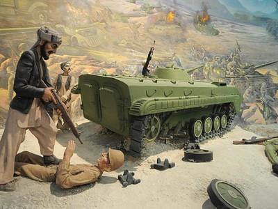 Foto: Mengintip Museum Jihad di Afganistan