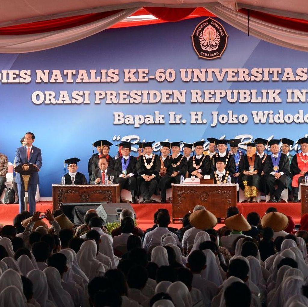Pimpinan DPR Dukung Usul Jokowi Undip Buka Jurusan Ekonomi Digital