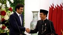 Bertemu Jokowi, Emir Qatar Mengaku akan Bantu Rohingya