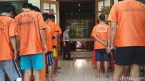 Polisi Tembak Kaki 3 Penjambret di Bandung