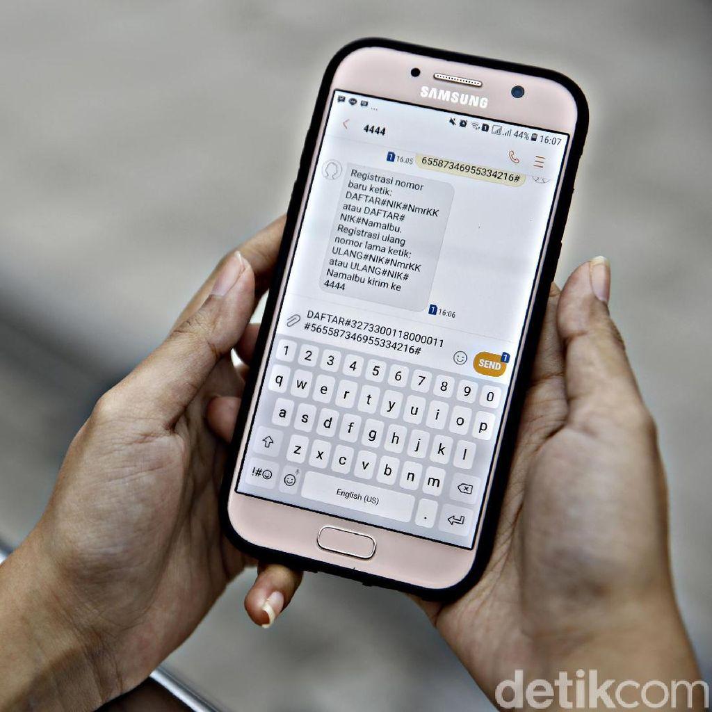 1 NIK Dipakai 2,2 Juta Nomor, Ini Reaksi Telkomsel dan Indosat
