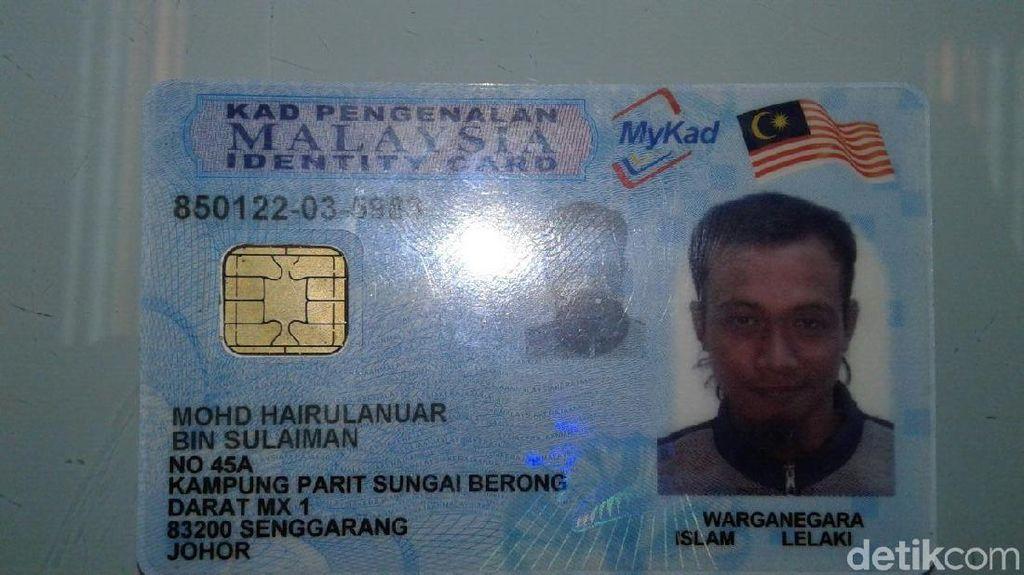 WN Malaysia Pemilik Tas Mencurigakan akan Dideportasi