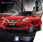 Mengulik Fitur Gear Terbaru Suzuki, Baleno Hatchback