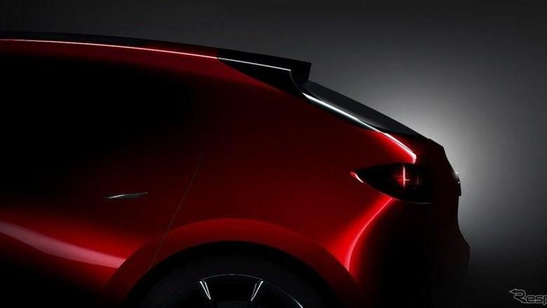 Mazda Siap Kenalkan Hatchback Anyar