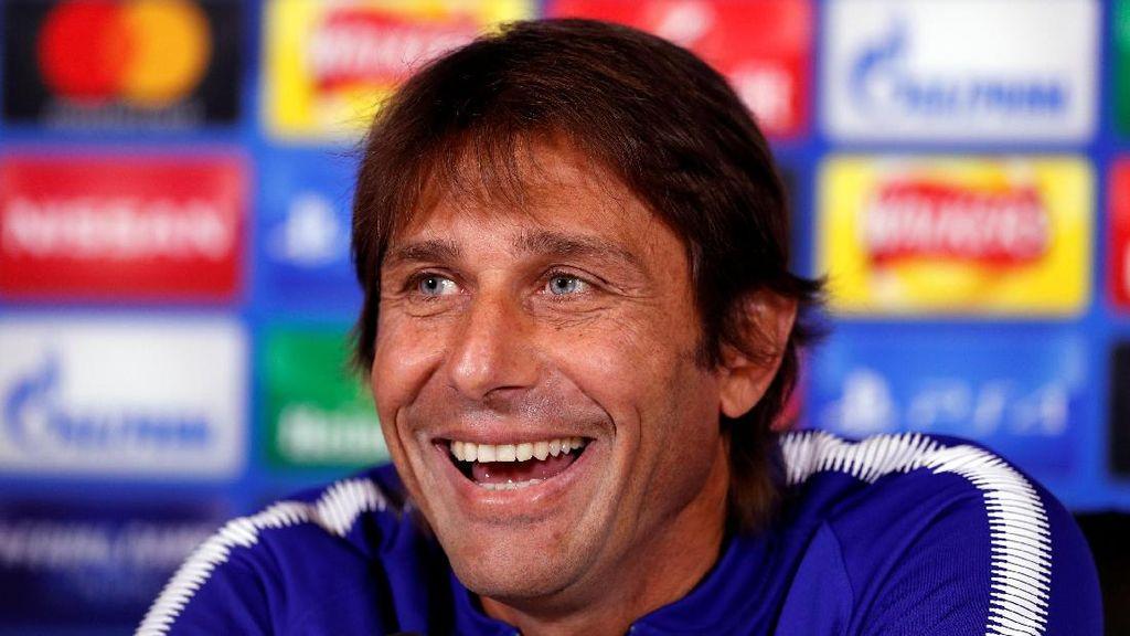 Conte Nantikan Reuni dengan De Rossi, Florenzi, dan El Shaarawy