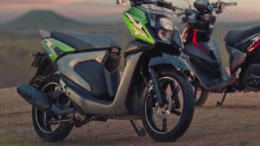 Ekspresikan Kebebasan Bersama All New X-Ride 125